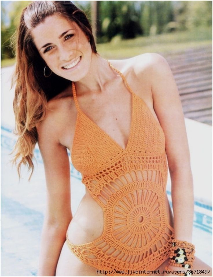 885 best crochet swimsuits images on pinterest beachwear top 10 free crochet patterns for fabulous monokinis dt1010fo