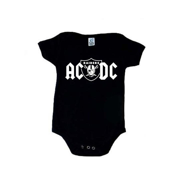 ACDC Derek Carr & Amari Cooper - Raiders 4 Life Kids Shirt or Onesie