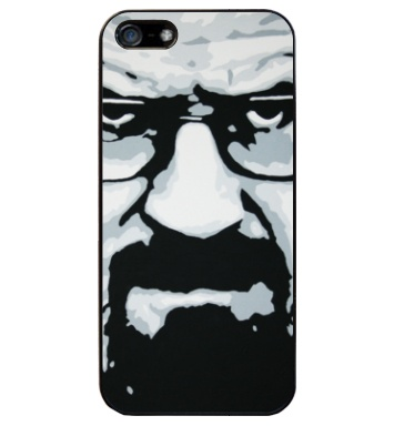 Funda iPhone Heisenberg