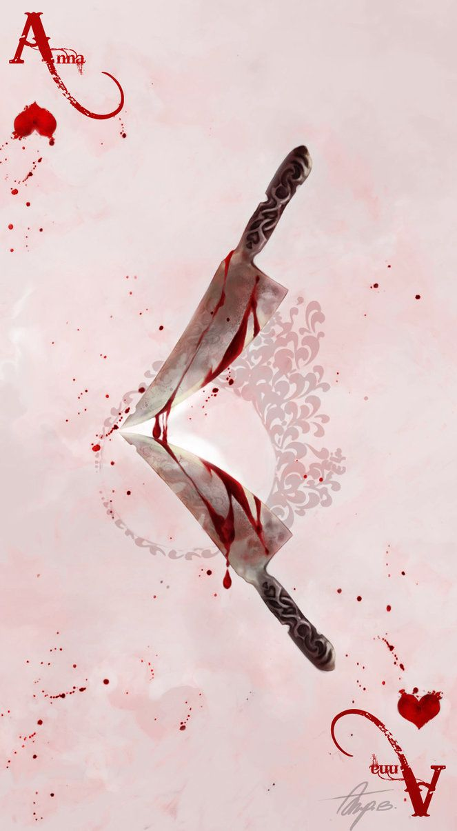 The Vorpal Blade of Alice Madness by dark00widow on DeviantArt