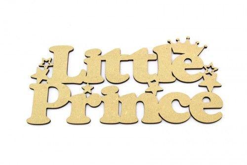 Little Prince Plaque http://www.lornajayne.co.uk/