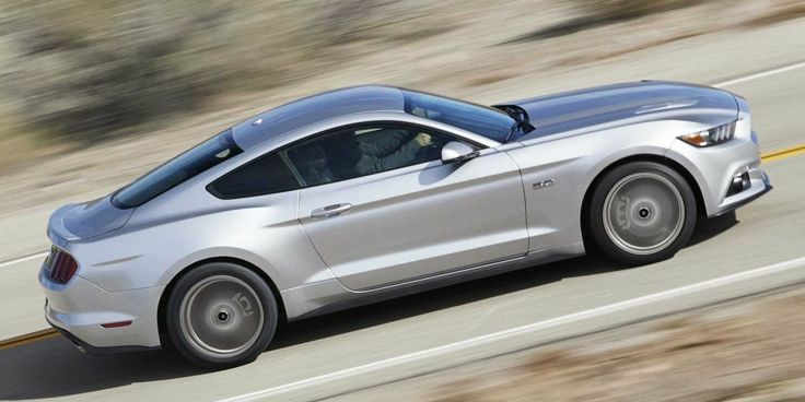 2015 Mustang Gt -- 50th Anniversary (actually a year off -- 1964 -- but Ford is selling it last quarter of 2014)