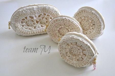 The original design Crochet の画像|。.+†*:.。team M 。.+†*:.。