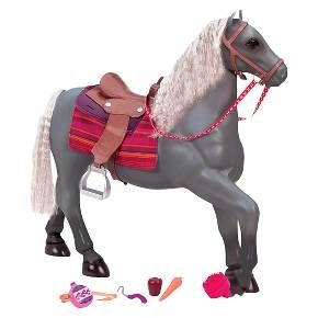 Our Generation Horse - Lusitano (Grey)
