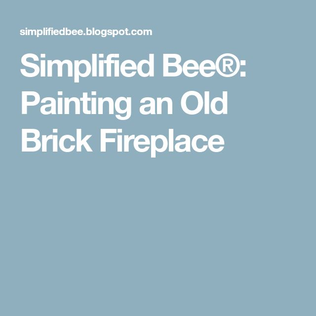 Best 25+ Brick fireplace redo ideas on Pinterest
