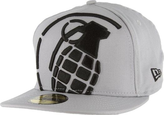 Grenade Big Crop New Era Hat