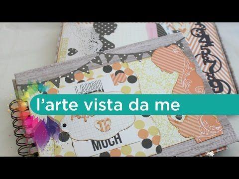 Diario Gravidanza in scatola Fai da te-Pregnancy Diary in a Box DIY-Mini album Scrapbooking Tutorial - YouTube
