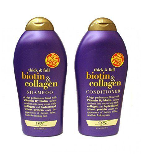 OGX (Thick & Full) Biotin & Collagen... $25.99 #topseller