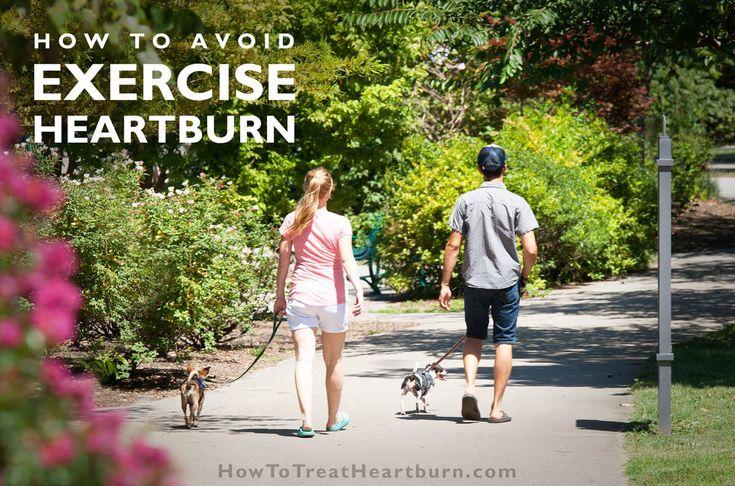14 Ways to Avoid Heartburn During Workouts - How to Treat Heartburn