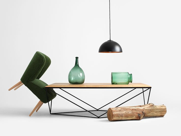 Coffe table, made with love, wooden natural design.