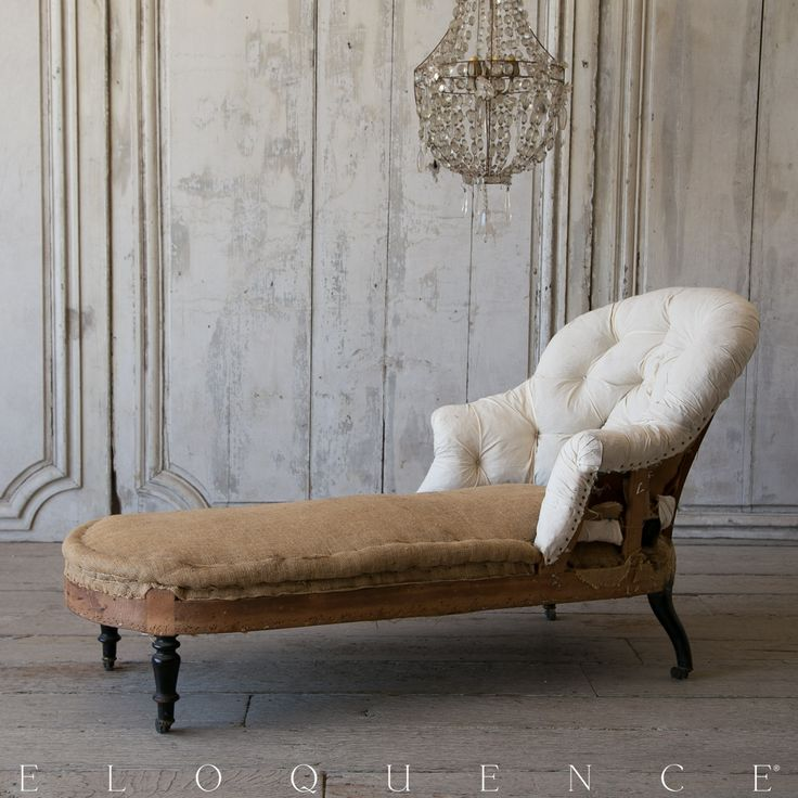 Antique French Chaise Of 17 Best Images About Eloquence Seating On Pinterest