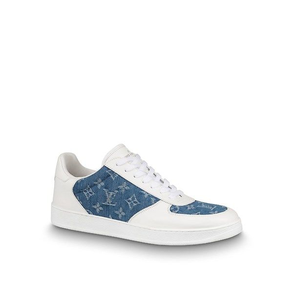 c86bc48ea7 LOUIS VUITTON RIVOLI SNEAKER. #louisvuitton #shoes | Louis Vuitton ...