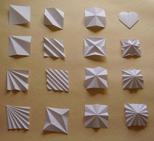 Uchiyama A origami bases | Flickr – Compartilhamento de fotos!