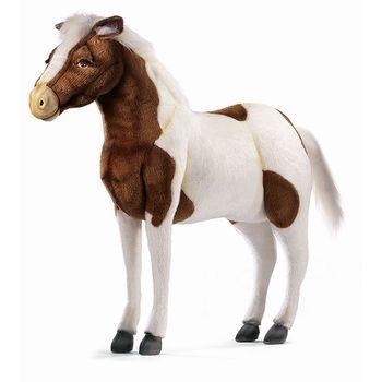 Hansa Toys Usa Shetland Pony Ride Horse On 3655