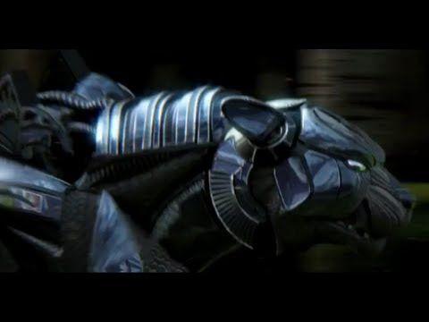 "CGI Animated Short HD: ""ShapeShifter"" by CHRLX (+playlist)"