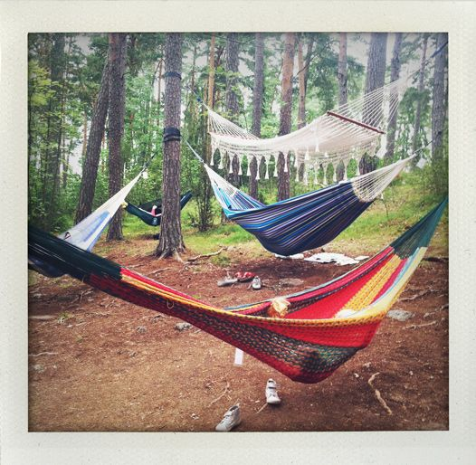 Lazy days in the forest (Ekerö, Sweden).