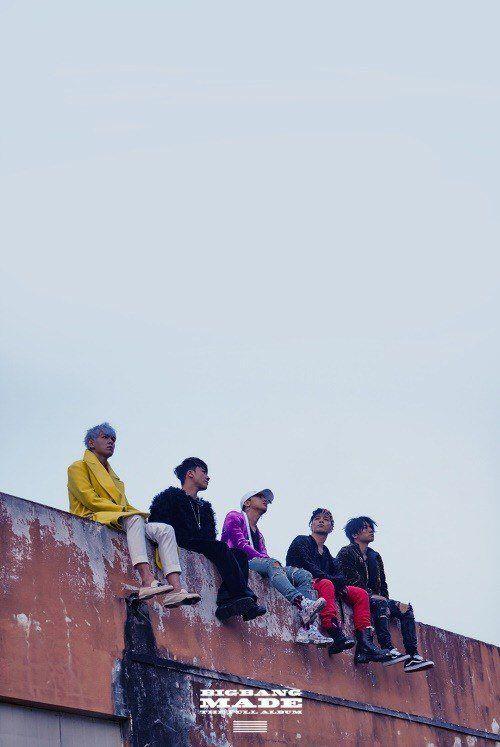 ameverything... — thekoreanbigbang:   BIGBANG x MADE FULL ALBUM