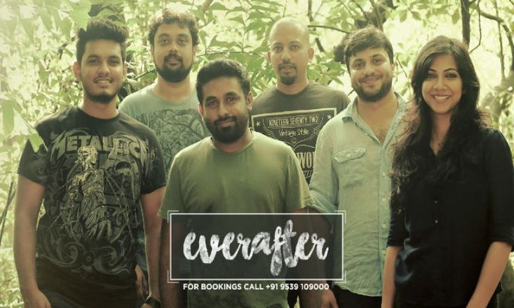Madonna Sebastian is back with a 'band' and they are set to launch this Friday. With the talents of Roby Abraham, Ashwin Aryan, John Thomas, Rex George, and Joel Varghese, they are set to live happily Everafter with their set of rock, electro and more. Catch them live at Radisson Blu Kochi on June 10 at 7pm!