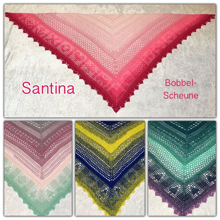 1846 best Schal/Tuch images on Pinterest | Knitting ideas, Scarfs ...