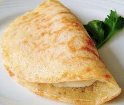 Crepe de tapioca, receita