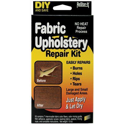 Fabric Upholstery Repair Kit (123858) | Create and Craft