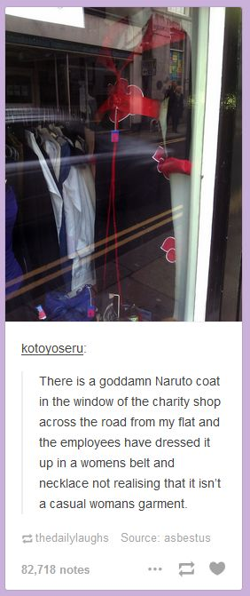Where is this and why isn't there a shop like this near my house. I want an akasuki cloak