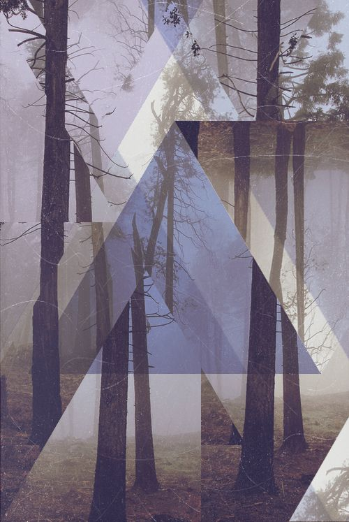 Geometric Collage.