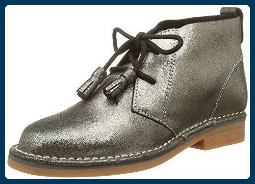 Hush Puppies Damen Cyra Desert Boots, Or (Or Metal), 38 EU - Stiefel für frauen (*Partner-Link)