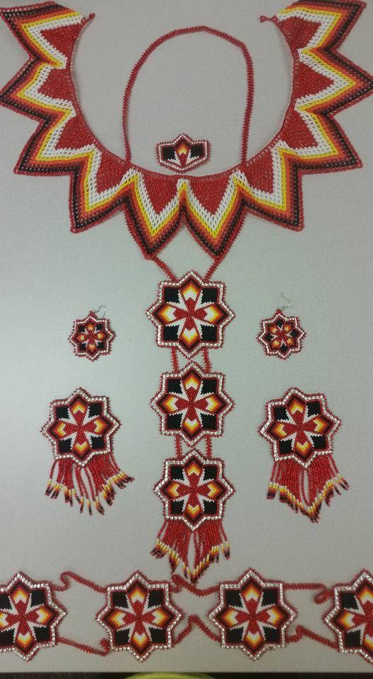 Pin By Lakeishia Wallace On Choctaw Beadwork Beadwork
