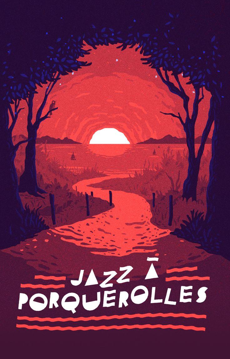 Communication complète du festival Jazz à Porquerolles 2016 ainsi que celle du…