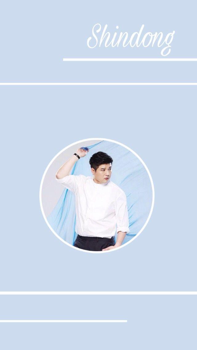 Follow @SuJuPacks on Twitter! #SuperJunior #Super #Junior #Wallpaper #Lockscreen #Shindong