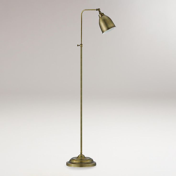 modern edge our antique bronze pharmacy floor lamp is an incredible