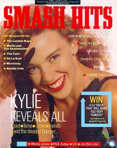 1000 images about i 39 ve got kylie covered on pinterest for Songs from 1988 uk