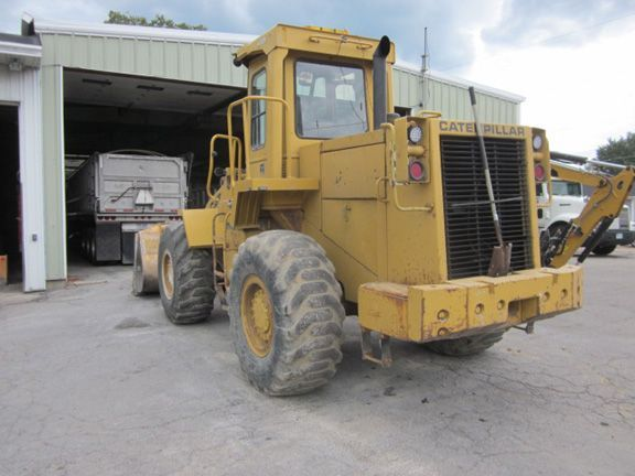 Cat 950B Used Wheel Loader For Sale in Texas USA