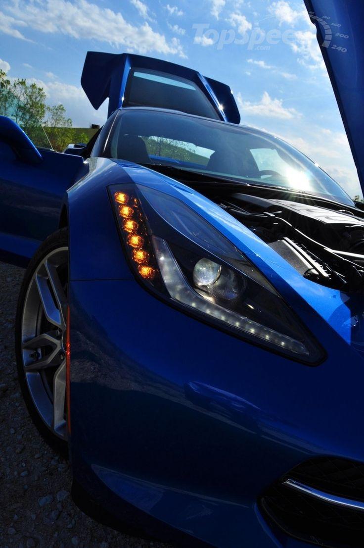 2014 Chevrolet Corvette Stingray - Driven picture - doc527149