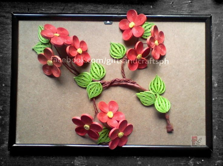"Php 1500 | 9"" x 13.5""  For more queries CONTACT US!  #handmade #papercraft #giftsandcraftsph #gcphproject #flowers"