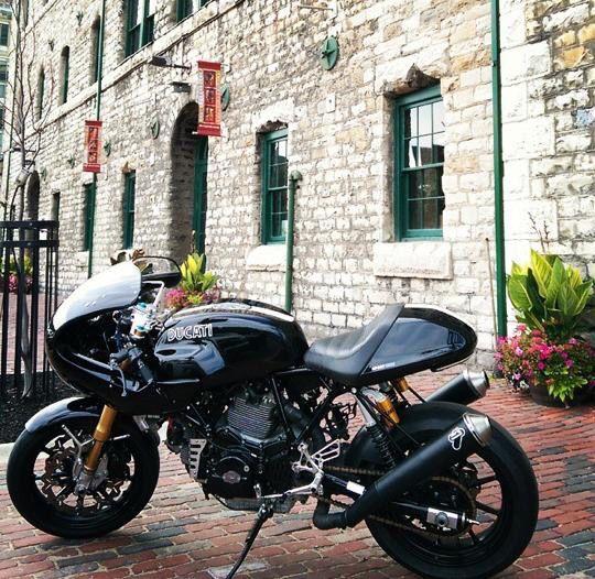 Ducati Sport Classic1000