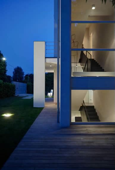 Federico Delrosso architects casa rv_biella IT