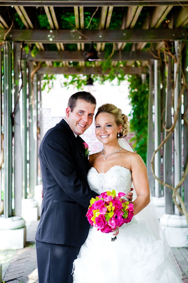 low budget wedding new jersey%0A Trendy Bride West Orange New Jersey Real Wedding