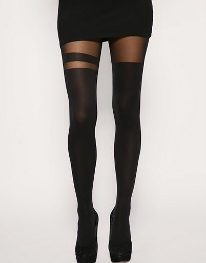 "boo: ""One size hosiery is a comfortable fit for...height up to 5ft 4"""
