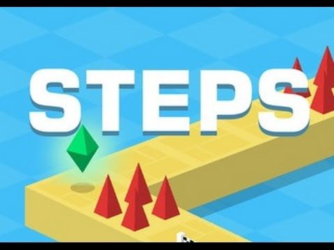 STEPS (KETCHAPP) Android / iOS Gameplay High Score 767
