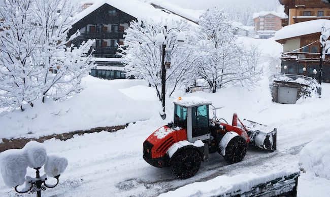Whether you're expecting a little or a lot of snow this winter, you need to prepare yourself for the season. Not sure what equipment to rent? Learn about the best snow removal equipment and attachments