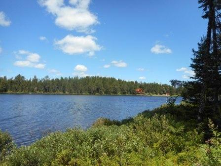 Muddy Lake, Northern NB