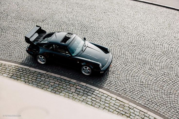 This Porsche 964 Is The Evolution Of A Driver • Petrolicious