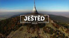Ještěd - hotel & restaurant above the clouds | 4K
