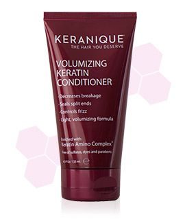 https://keranique.com/volumizing-keratin-conditioner-for-thicker-fuller-hair    Heavy conditioners just leave hair limp. This volume-boosting light  cream-gel conditioner is designed specifically to help thicken and  volumize thin, fine hair    Keratin shampoo  keratin conditioner  #keratin_hair_treatment