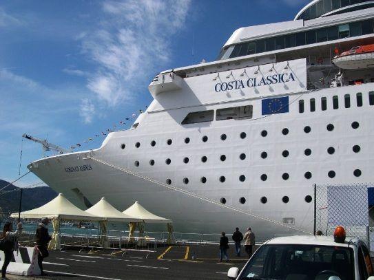 Costa Crociere: Neoclassica nascerà a Genova