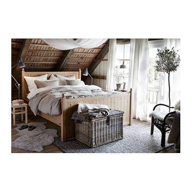 Die besten 25+ Ikea hurdal Ideen auf Pinterest Ikea-Schlafzimmer - schlafzimmer landhausstil ikea