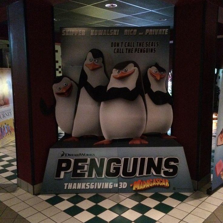 Penguins of Madagasgar