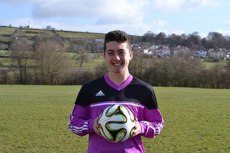 Jack Garland-Jones selected for Great Britain Catholic Schools Football Team February 2015